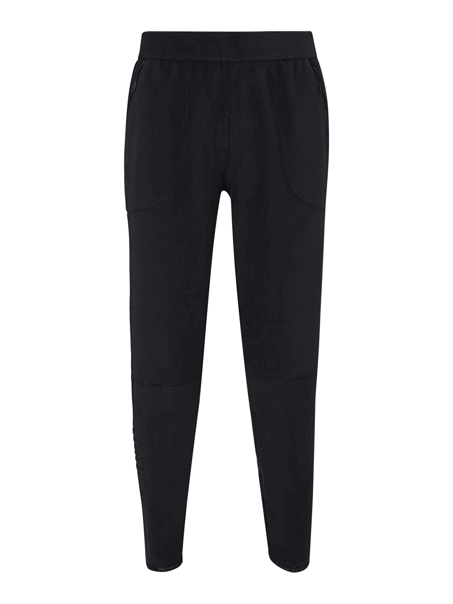 Buy adidas Z.N.E Tapered Tracksuit Bottoms, Black, S Online at johnlewis.com