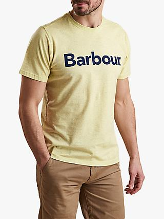 Barbour Essential Large Logo T-Shirt
