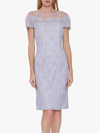 Gina Bacconi Kathaleen Lace Dress