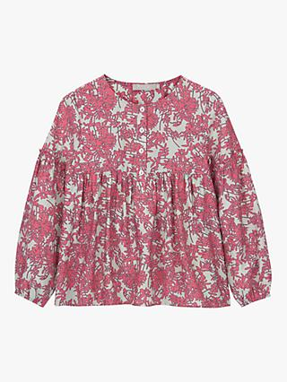 9151face6ab6e Mintie by Mint Velvet Girls  Daisy Print Blouse