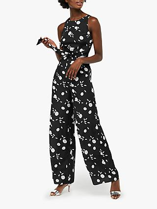 5b9477b131 Monsoon Meghan Abstract Print Jumpsuit