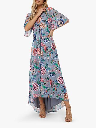ae08bc3a089d9 Monsoon Alba Print Maxi Dress