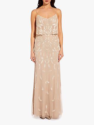 a9ed84f36733 Adrianna Papell Popover Maxi Dress