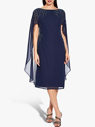 bb0af7b6226 Adrianna Papell Plus Size Beaded Dress