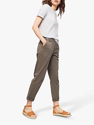 Oasis Utility Chino Trousers