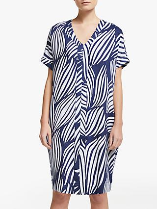 John Lewis & Partners Linen Shell Dress