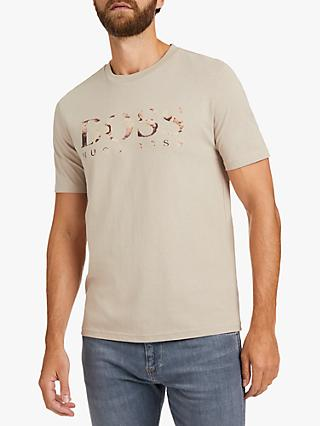fd4b64d4d Men   Men's T-Shirts   HUGO BOSS   John Lewis & Partners