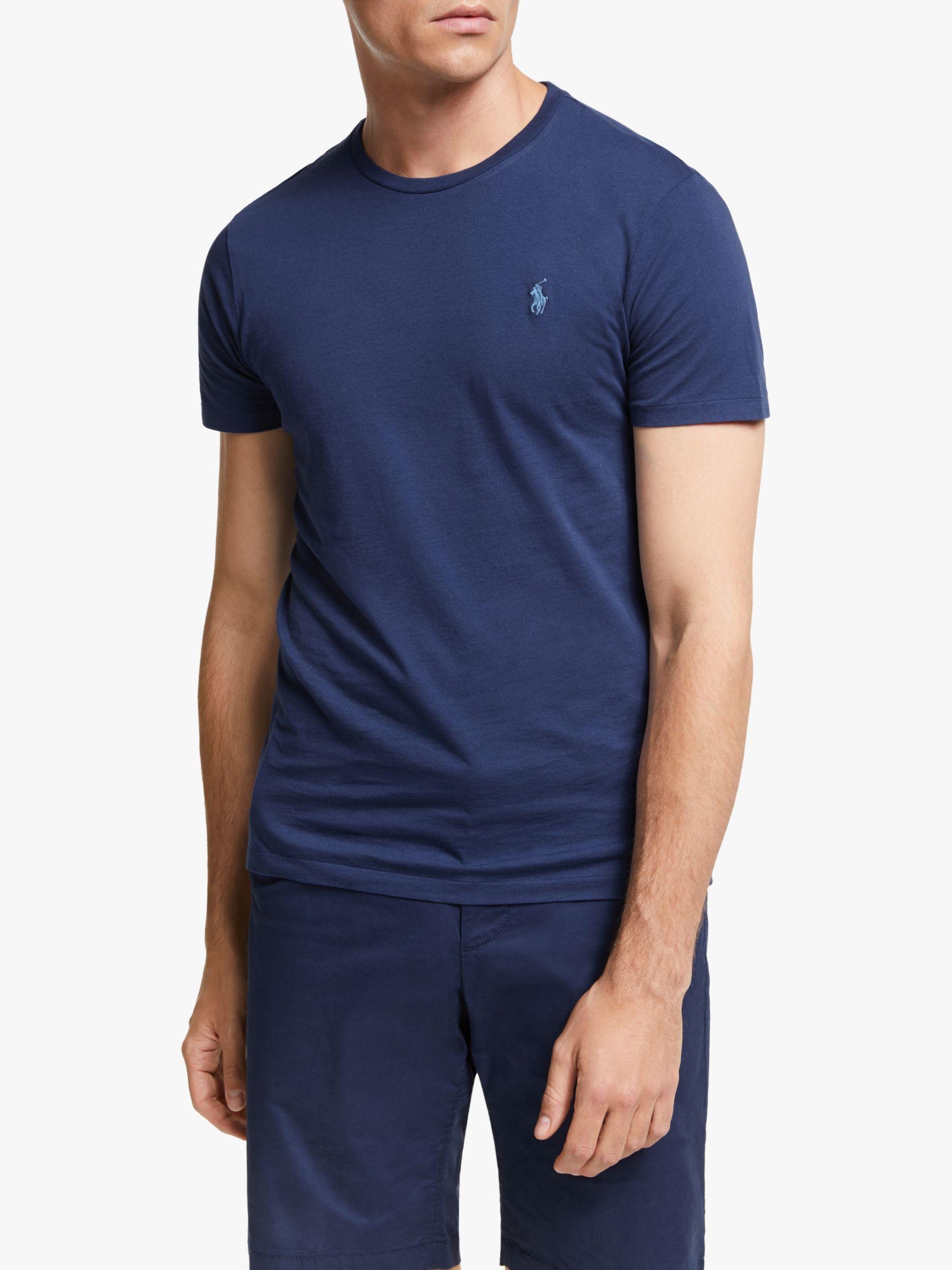 Polo Ralph Lauren Short Sleeve Custom Fit Yellow Men/'s Shirt