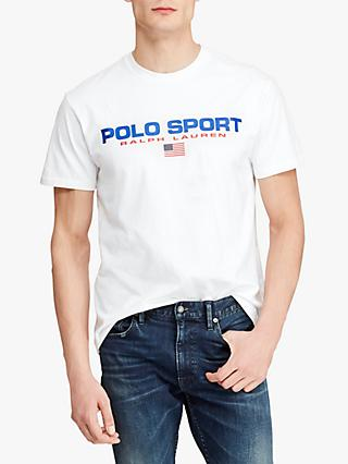 Polo Ralph Lauren Sport Short Sleeve Graphic T-Shirt