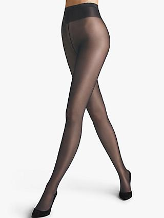 Wolford 40 Denier Satin Touch Tights, Anthracite