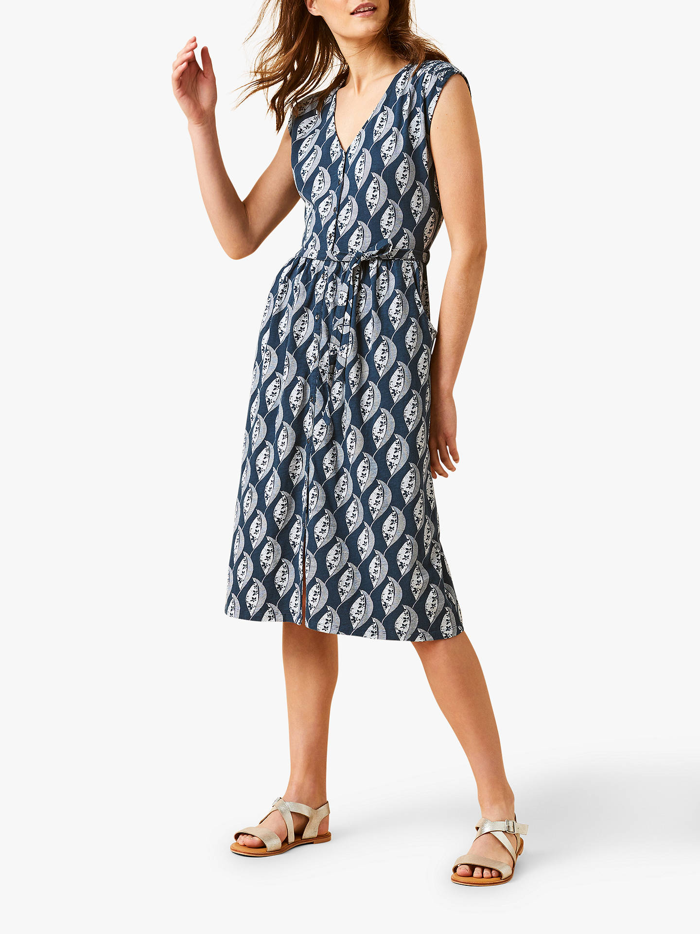 938aa7670af1 Buy White Stuff Destination Fairtrade Dress