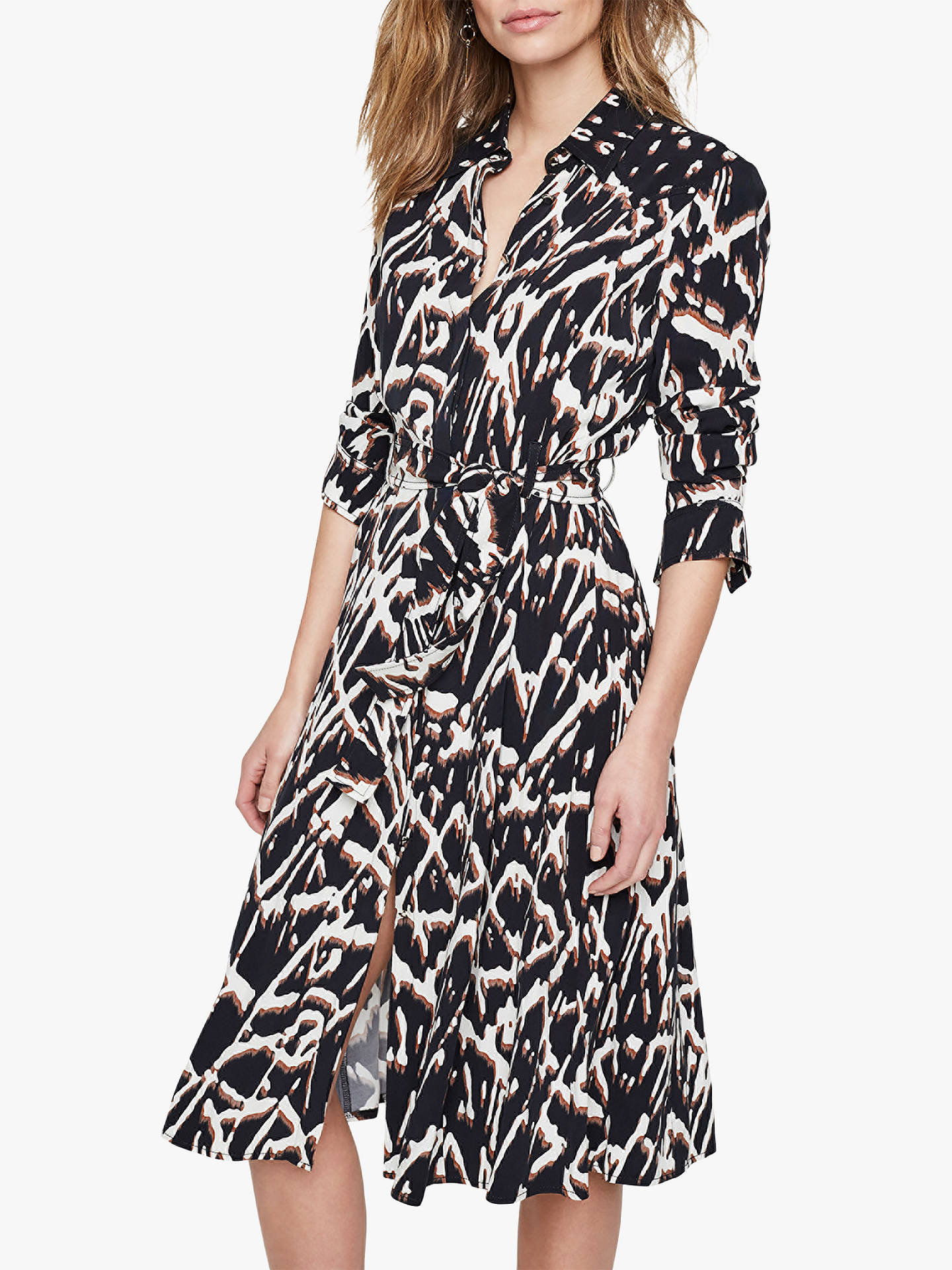 3eac5046644 Buy Damsel in a Dress Theodora Animal Print Shirt Dress
