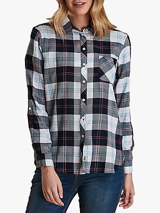 da5b52386fb8 Barbour Shoreline Check Shirt
