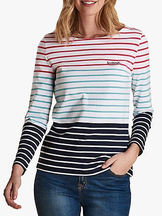 a86322bc06ead Barbour Slipway Stripe Top