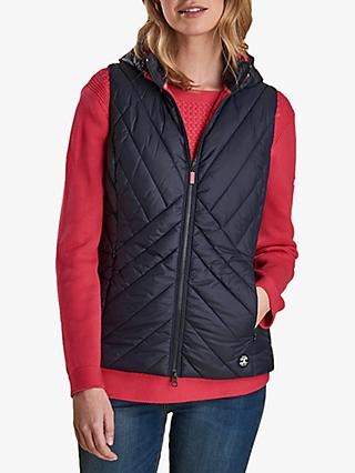 9a2cf1186 Barbour Rowlock Quilted Hooded Gilet