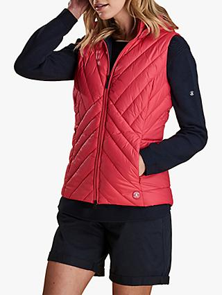Barbour Rowlock Quilted Hooded Gilet