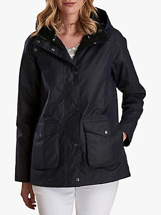 Barbour Marine Waxed Jacket, Royal Navy