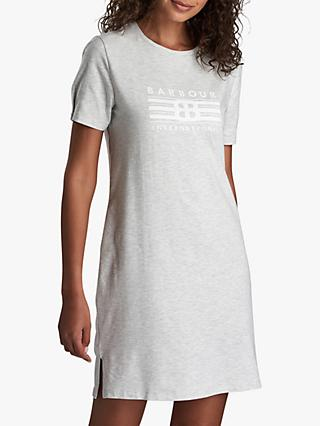 b7330b1ad19 Barbour International Morzine Logo T-Shirt Dress