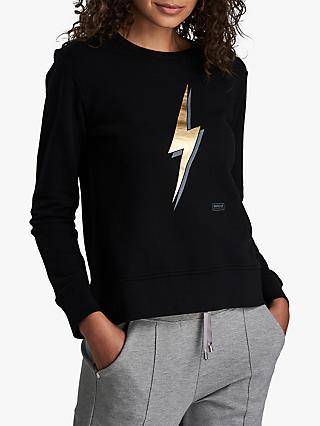 fcc44705945 Barbour International Bankso Overlay Sweatshirt