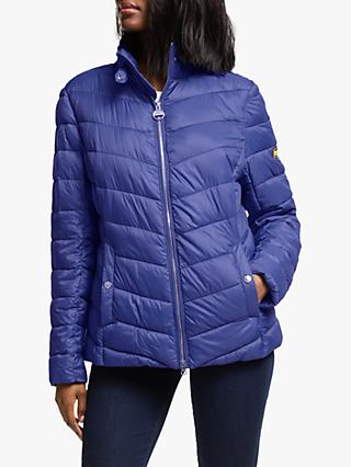 Barbour International Auburn Quilted Jacket