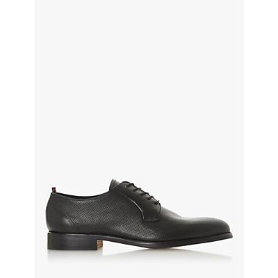 Bertie Spruce Leather Derby Shoes