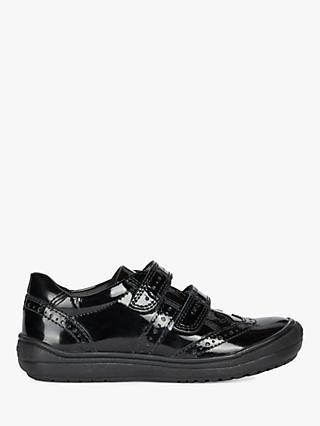 577bd0c83044c Geox Children's J Hadriel Patent Leather School Shoes, ...