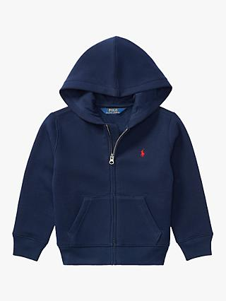 Polo Ralph Lauren Boys' Hooded Sweatshirt