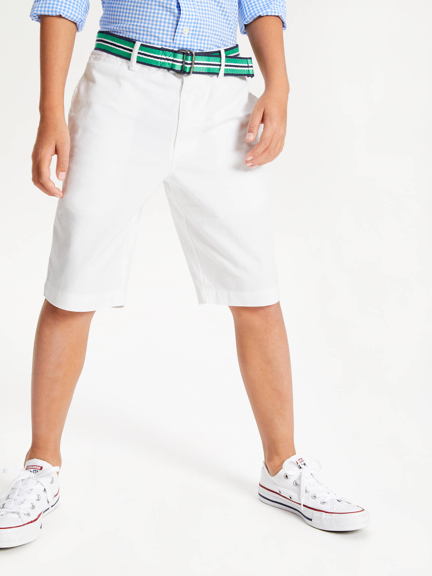 sale retailer discount up to 60% cheaper Polo Ralph Lauren Boys' Shorts, White