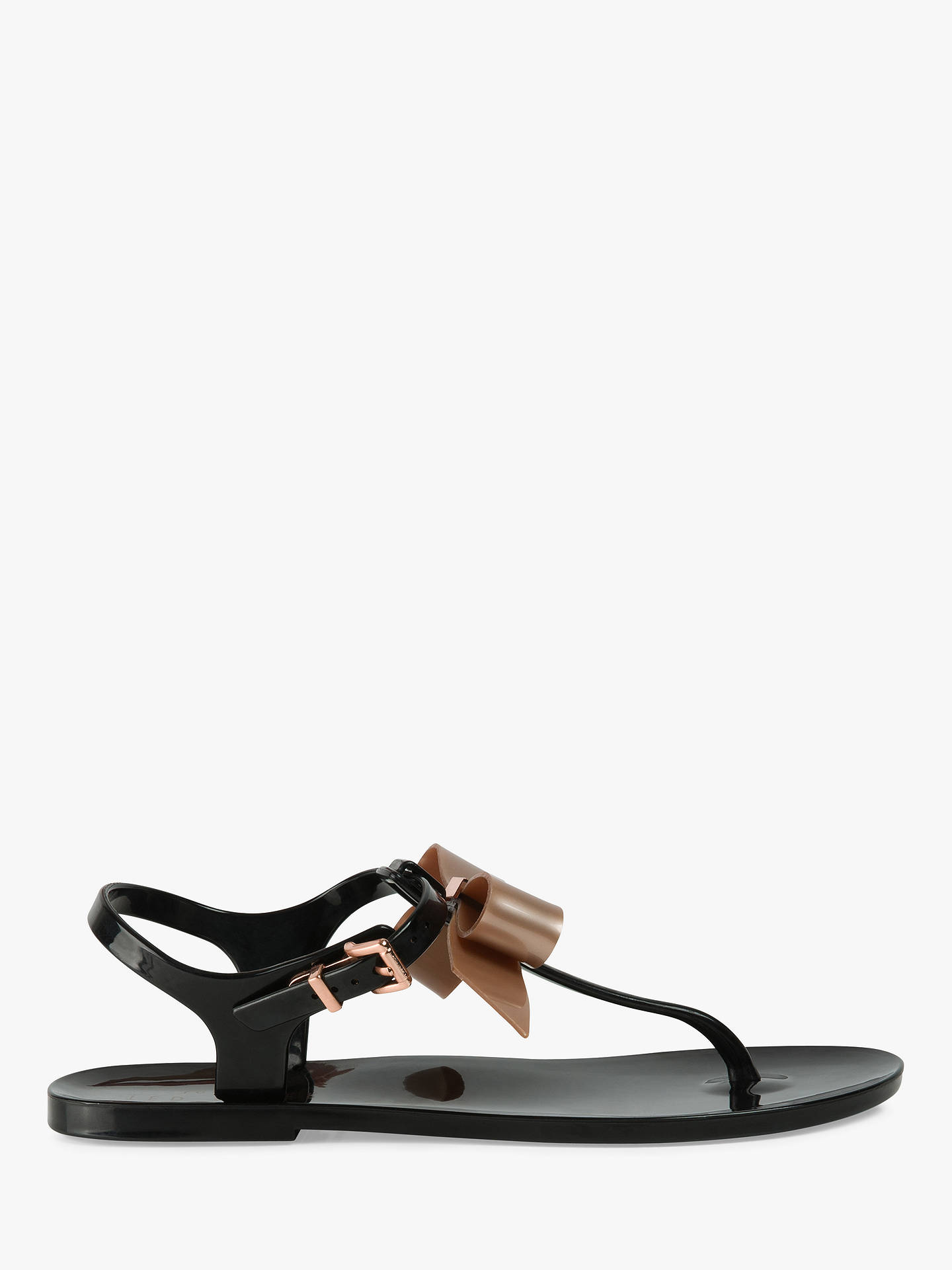 b6df29a3460fd3 BuyTed Baker Teiya Bow Toe Post Sandals