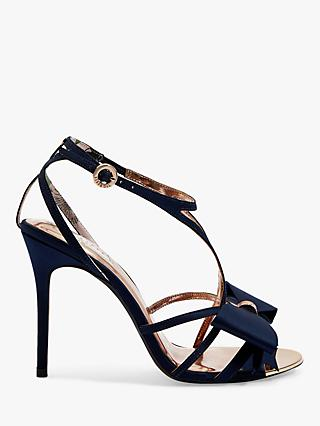 Ted Baker Arayis Bow Stiletto Heel Sandals