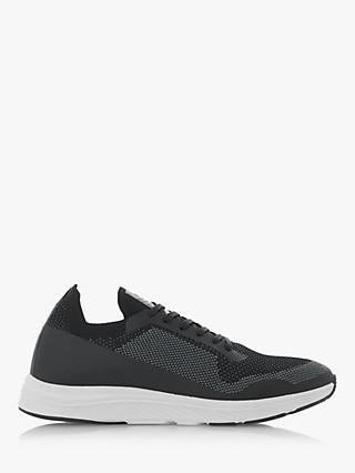 Dune Tuscan Fabric Trainers