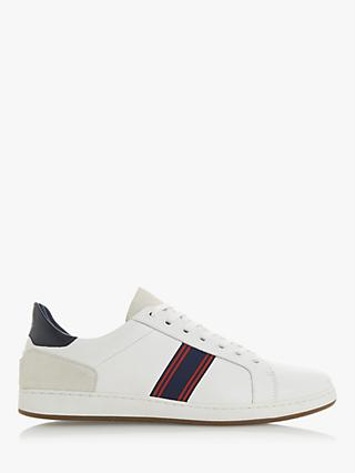 Dune Torontos Leather Trainers