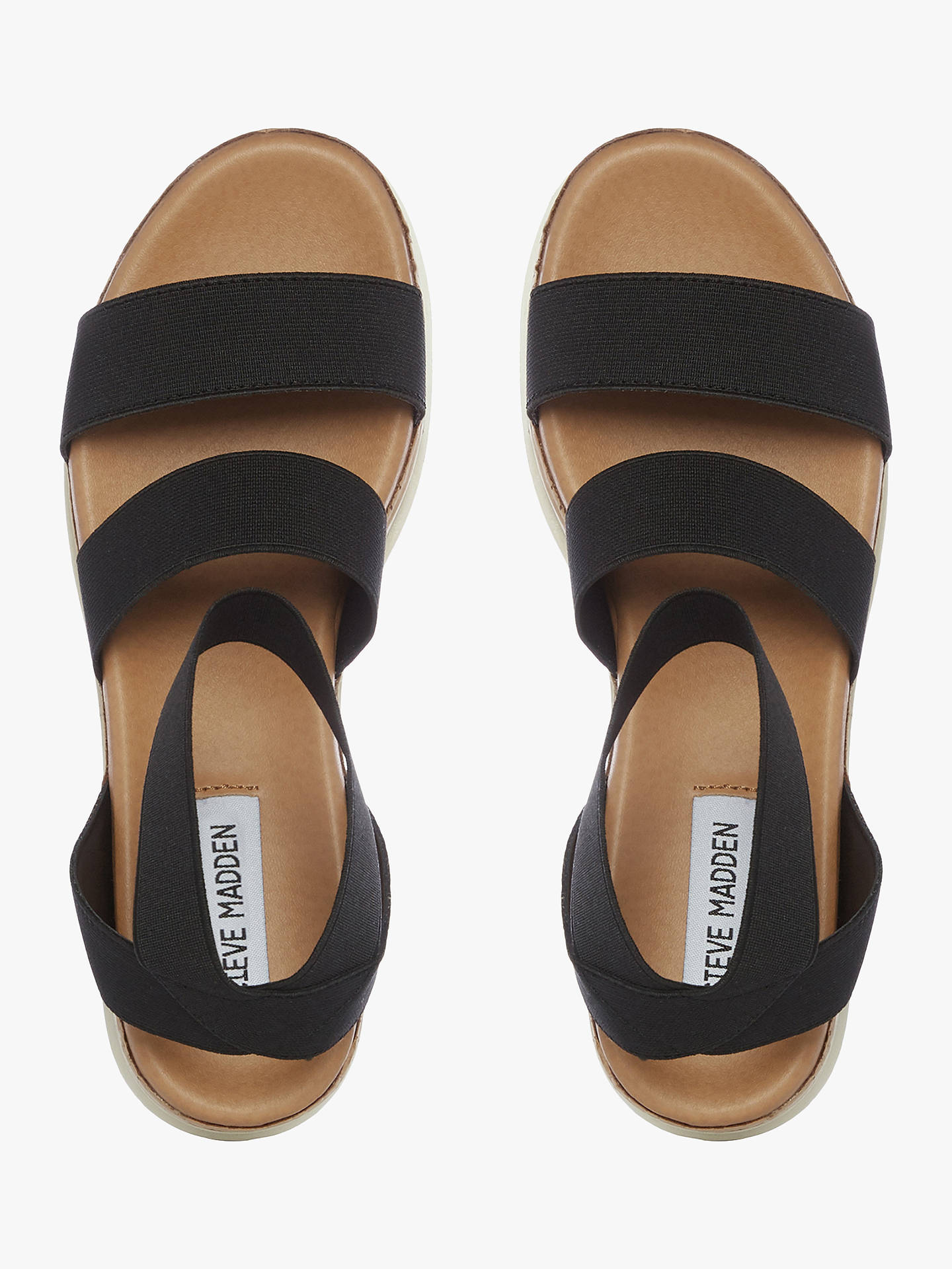 4f028587ccb Steve Madden Bandi Flatform Sandals at John Lewis   Partners