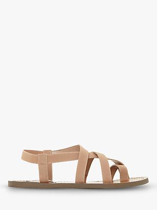 Steve Madden Flexie Gladiator Flat Sandals