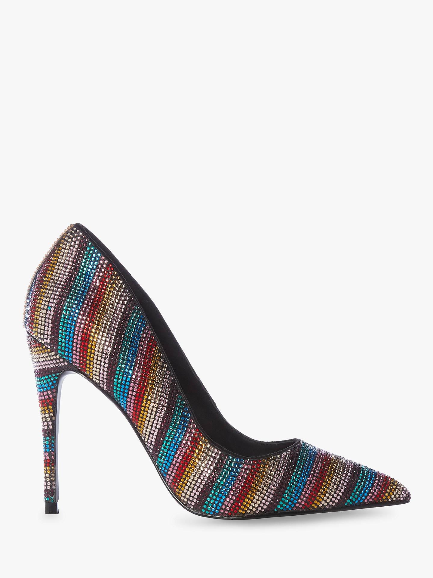 b13103c6182 Steve Madden Daisie Stiletto Heel Court Shoes at John Lewis   Partners