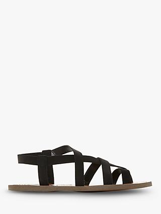 a53c996e3 Steve Madden Flexie Gladiator Flat Sandals