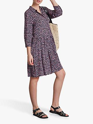 9b6d283690 hush Emanuelle Leopard Print Dress