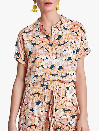 4868fa1fa4134 hush Kensington Floral Shirt