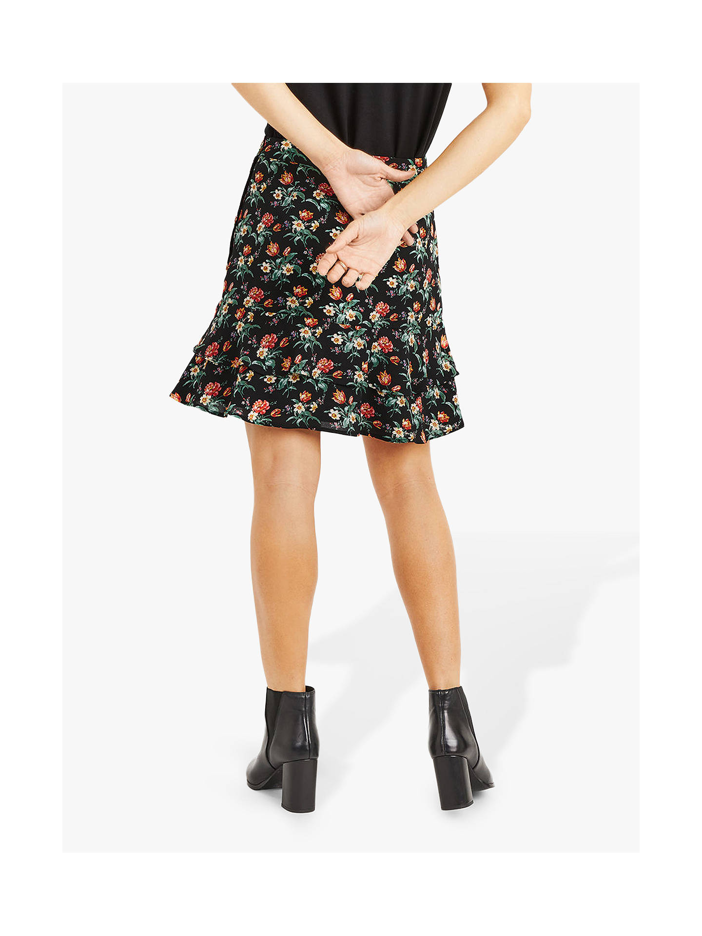 caec67963a4 ... Buy Oasis Willow Tiered Skirt