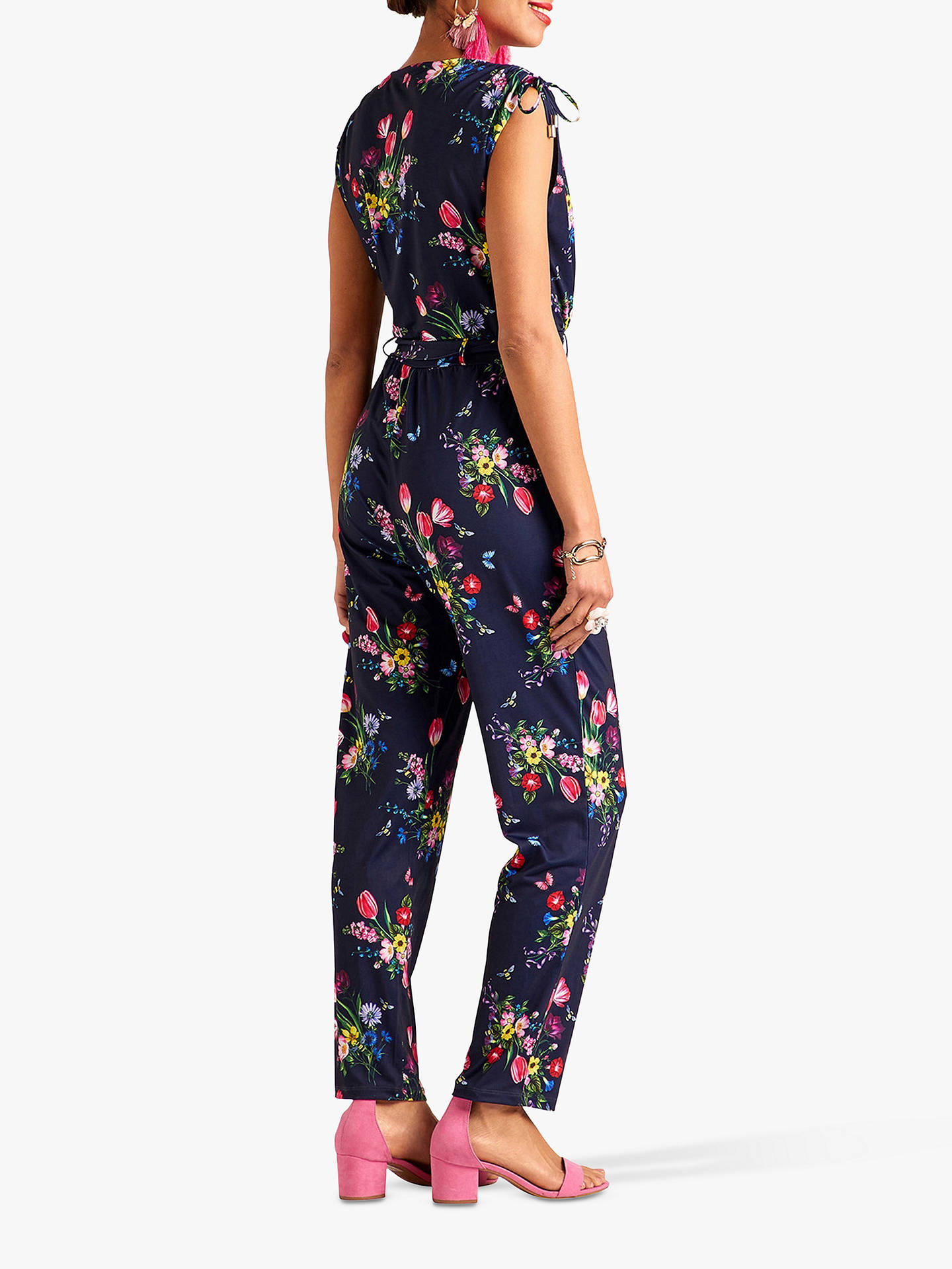 a8aafc2895f ... Buy Yumi Floral Wrap Jumpsuit