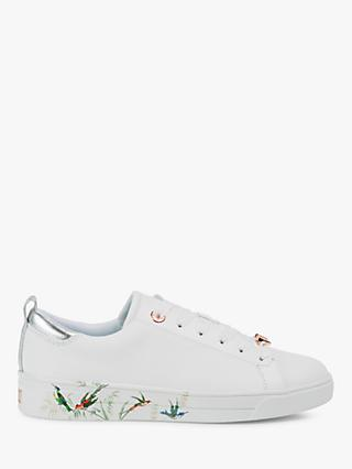 b2456ba4fd2cc Ted Baker Roully Low Top Trainers