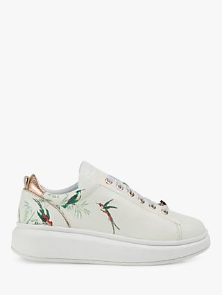 9a8c2dc4bf4ce Ted Baker Ailbe 4 Low Top Trainers