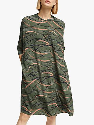 Kin Hei Bamboo Dress, Green