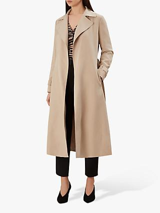 Hobbs Allie Trench Coat, Neutral