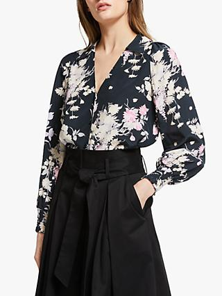 Somerset by Alice Temperley Garden Floral Blouse, Multi