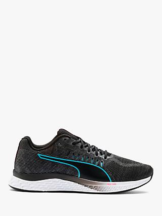 PUMA Speed Sutamina Women's Running Shoes, PUMA Black/Fair Aqua/PUMA White