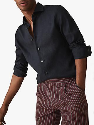 597467503a2d Reiss Ronnie Linen Shirt
