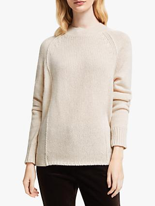 John Lewis & Partners Cashmere Turtleneck Sweater