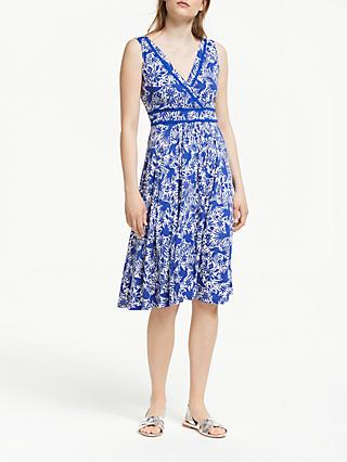 2f9ab55e10e Boden Lorna Printed Jersey Dress