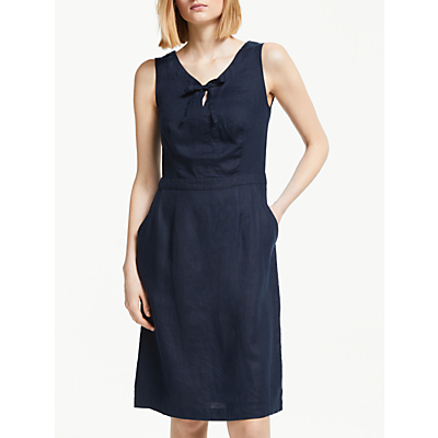 Boden Rae Linen Dress